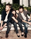 Lady Antebellum, from left, Charles Kelley, Hilary Scott and Dave Haywood.