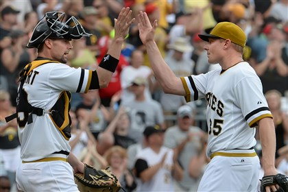 melancon0721 Pirates closer Mark Melancon has been lights-out since being promoted to the role after the struggles of Jason Grilli.
