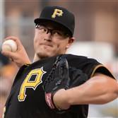 Pirates starter Vance Worley posted a 2.85 ERA in 110 2⁄3 innings last season.