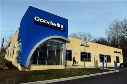 9op00knj-6 The new Goodwill Southwest Pennsylvania in Heidelberg.