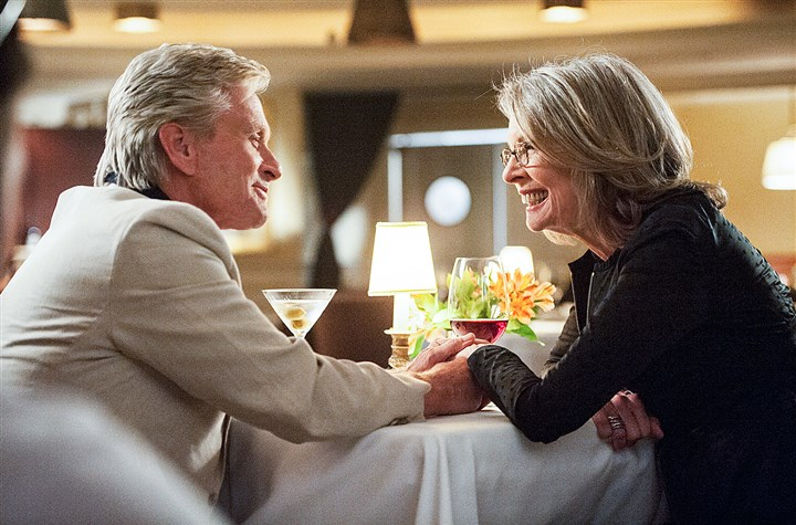 "AndSoItGoes1-2 Michael Douglas and Diane Keaton in ""And So It Goes,"" directed by Rob Reinger."