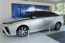 Toyota's new Fuel Cell vehicle may hit the U.S. shores as early as next year.