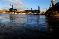 Pittsburgh's water may soon be the envy of those in the western United States, if it's not already.