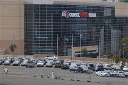 The Consol Energy Center is cited as the first NHL arena to secure a Gold certification by the U.S. Green Building Council's Leadership in Energy and Environmental Design rating system in 2010.