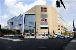 Consol Energy Center will play host to two exhibition games for the World Cup of Hockey on Sept. 14, 2016.