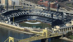 PNC Park on the North Shore.