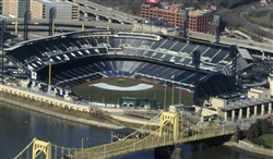 The Pirates play the Houston Astros Wednesday at 12:35 p.m. at PNC Park.