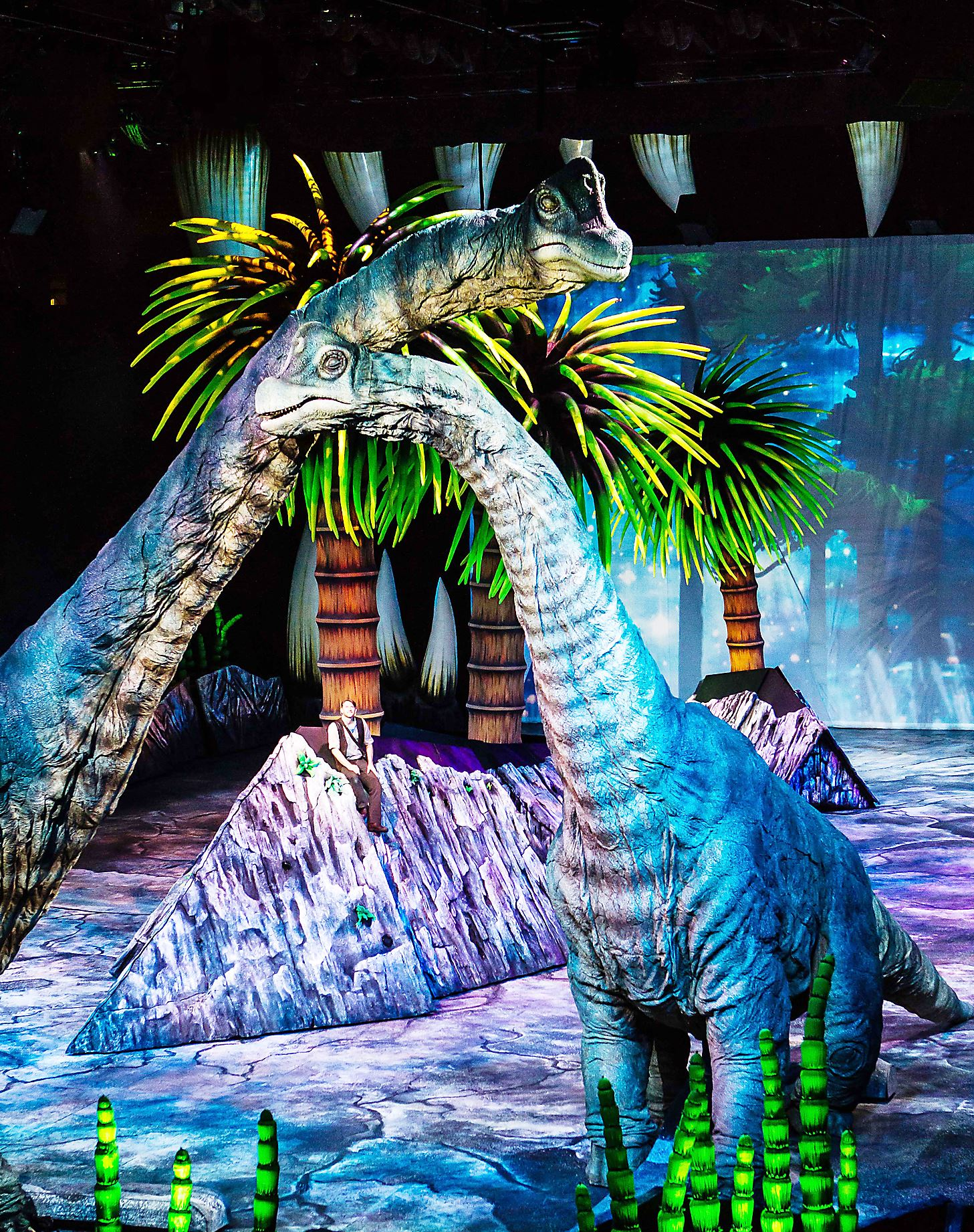 Walking with Dinosaurs -- The Arena Spectacular
