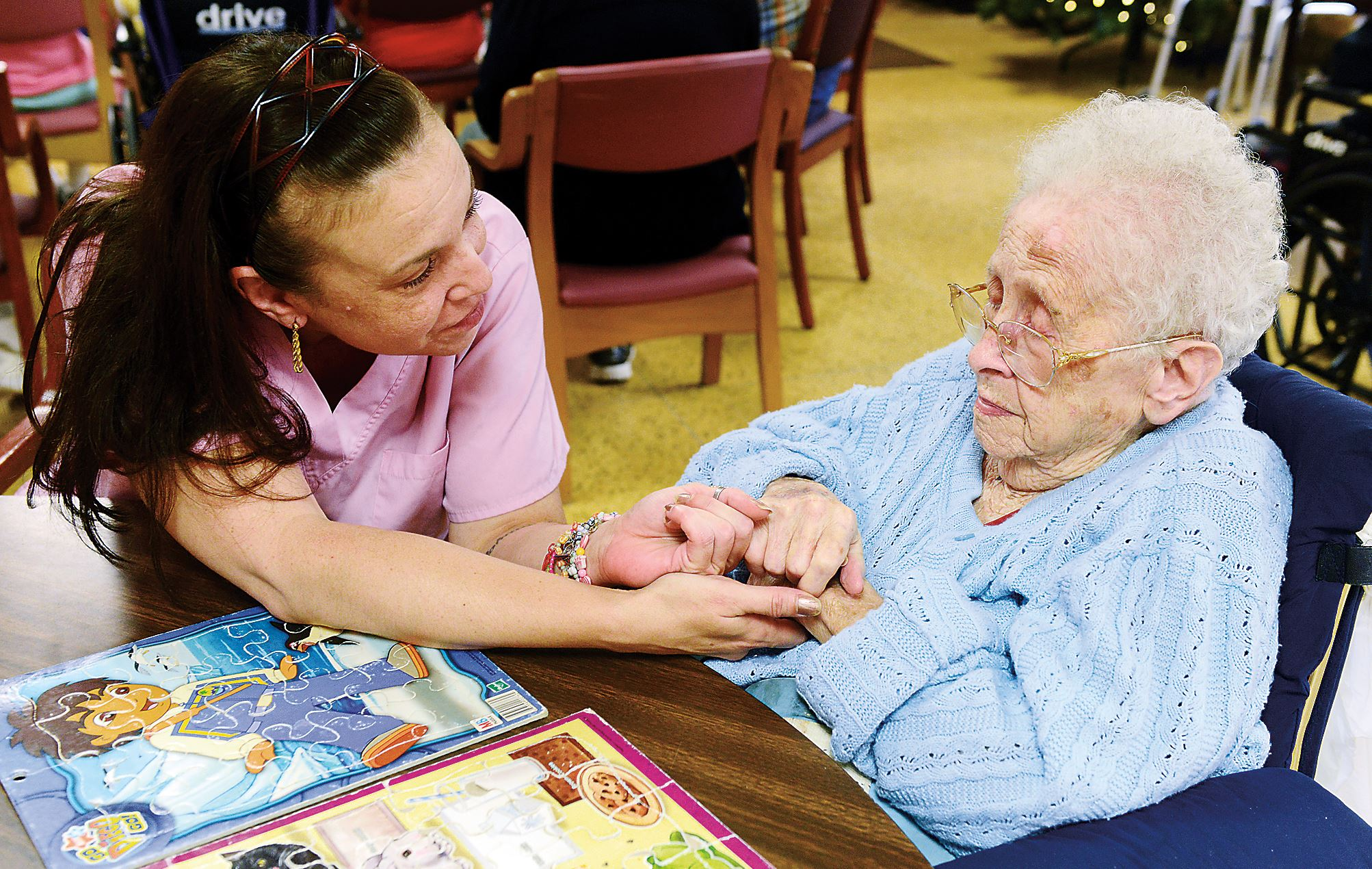 adult day care programs