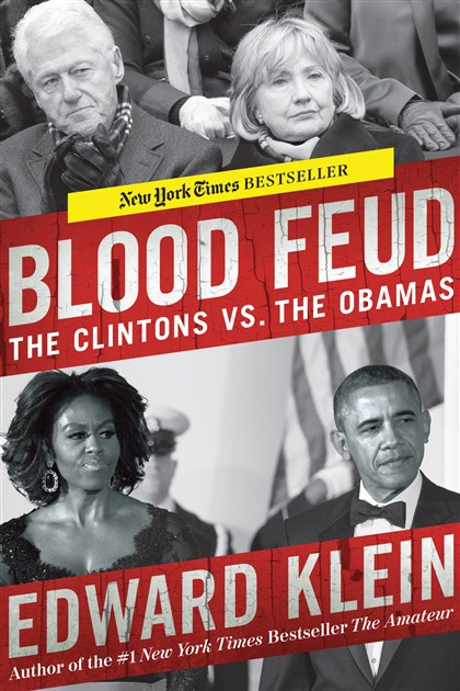"""Blood Feud"" by Edward Klein."