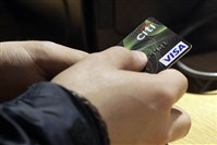 Beginning in April, Visa will soon offer an anti-fraud service that will track cardholders via mobile banking apps.