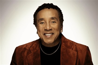 2014hosmokeyRamag Smokey Robinson will turn back the clock Saturday night at the Meadows.