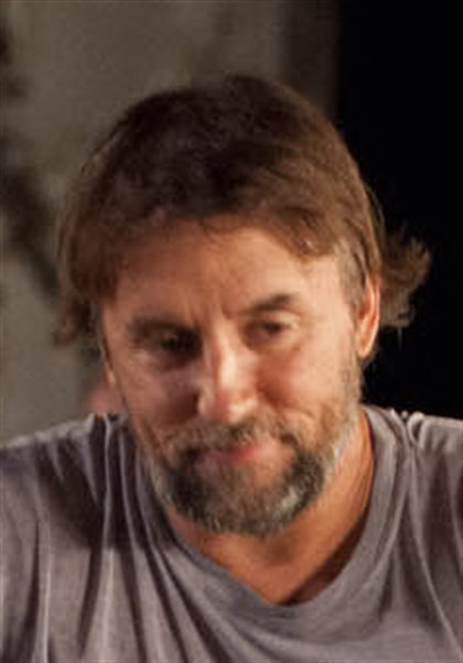 "RichardLinklater Director Richard Linklater filmed ""Boyhood"" over a period of 12 years with the same core cast."