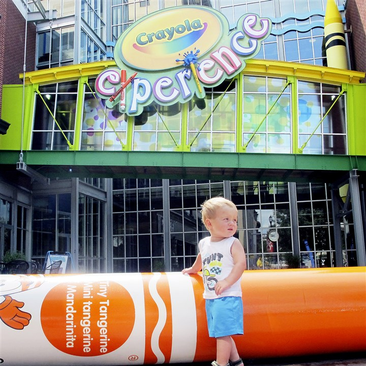 Crayola Family Attractions Crayola will build a second Crayola Experience attraction at The Florida Mall in Orlando, Fla., similar to the one in Easton, Pa.
