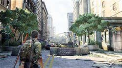 "20 years after the outbreak, Pittsburgh is nearly deserted in Sony's ""The Last of Us:  Remastered."""
