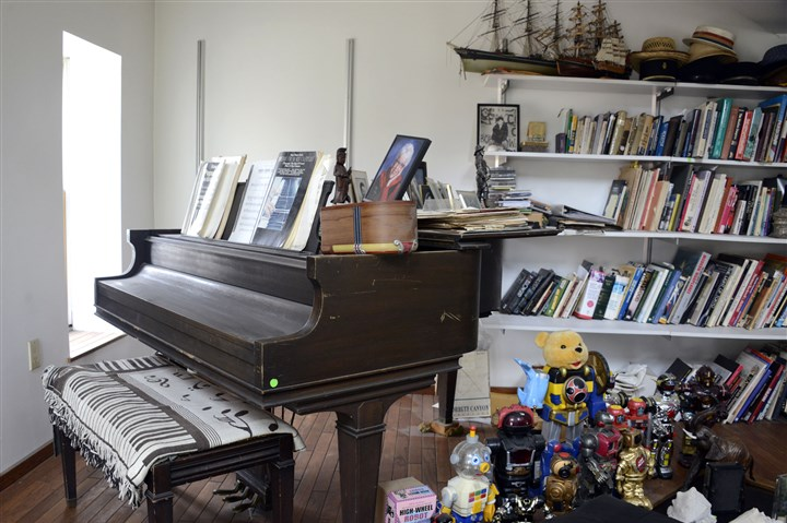 Included in the sale of 23 Seneca is a baby grand piano Included in the sale of 23 Seneca is a baby grand piano.