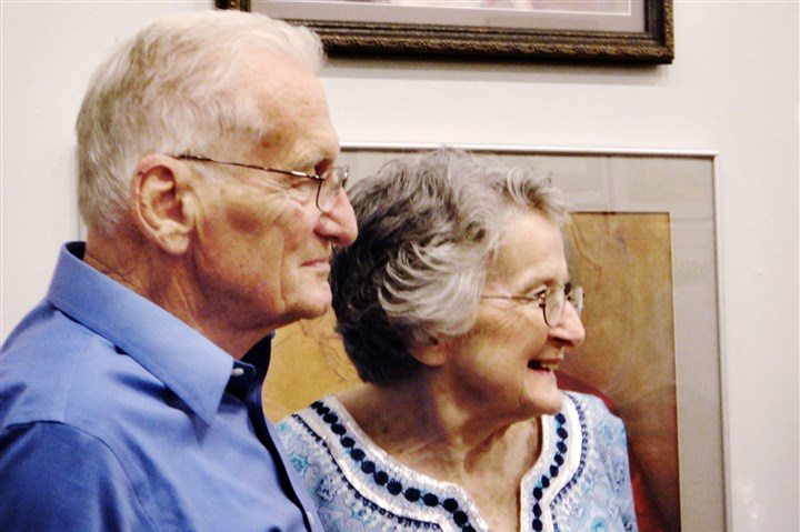 20140731hoenewsmakereast Alan and Betty Reese met while both were students studying art education at the then-Indiana State Teacher's College, now Indiana State University of Pennsylvania.