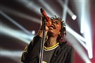 Wiz Khalifa performs at First Niagara Pavilion in August.