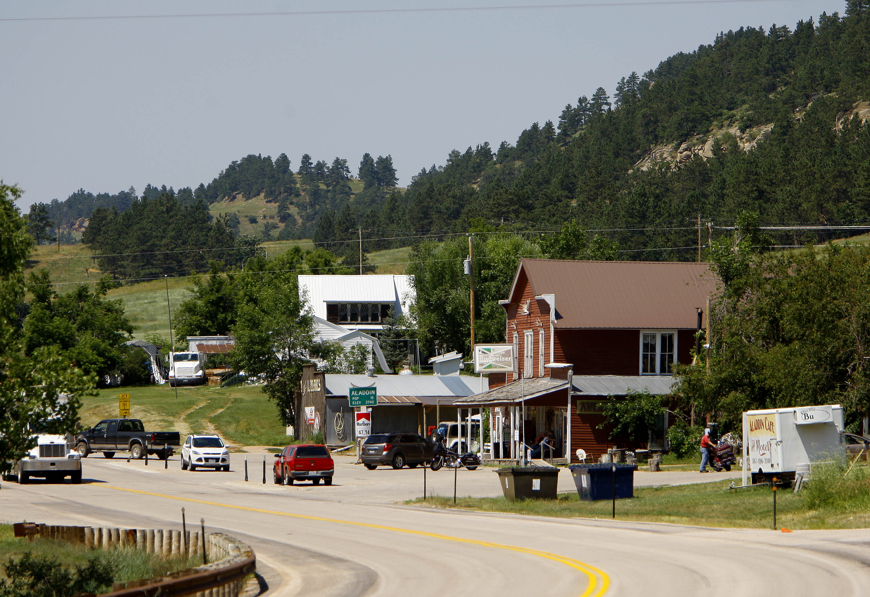 Wyoming Town For Sale Expert Says Town Selling An Unusual