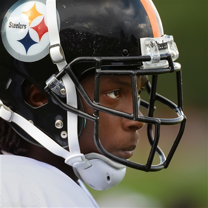 Martavis Bryant Steelers wide receiver Martavis Bryant watches drills at Saint Vincent College in Latrobe.