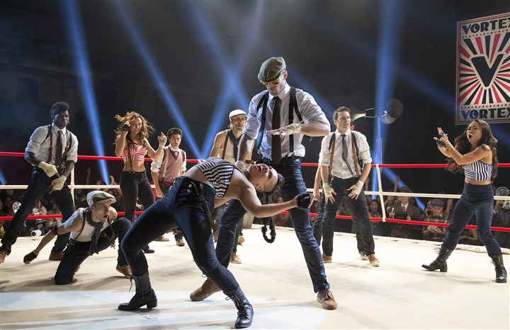 "StepUpAllIn3 Choreography is one of the few bright spots in ""Step Up All In."""