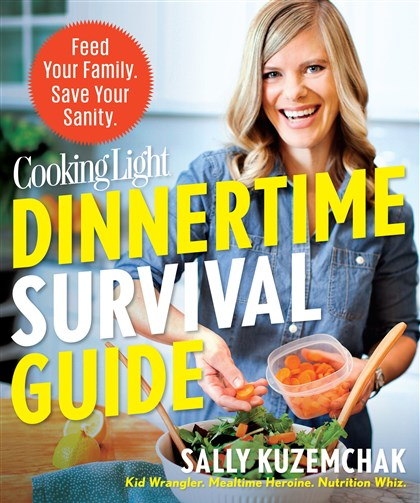"cookingLight-1 ""Cooking Like Dinner Survival Guide."""