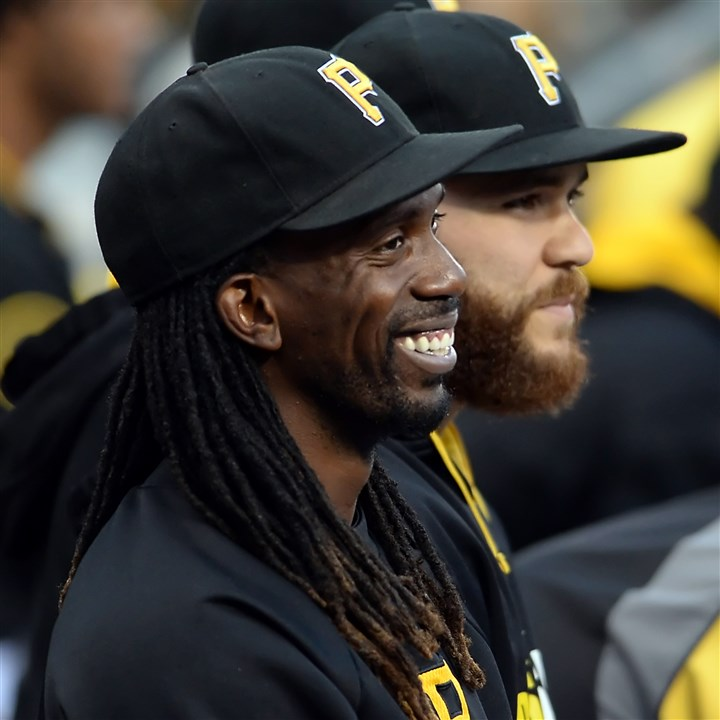 cutch0806g Removing Andrew McCutchen from the Pirates lineup instantly makes it weaker.