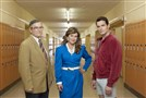 "Among the cast of ""Heartbreakers"" on Investigation Discovery are Christopher Knight, left, Tracey Gold and Anthony Sabato Jr."