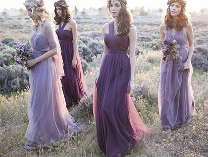 Bella Bridesmaids Jenny Yoo trunk show Bridesmaid dresses from the Jenny Yoo collection will be available at a trunk show at Bella Bridesmaids in Bethel Park.