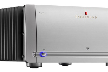 20140808hdPararsoundBiz The Parasound Halo JC1 Monoblock Amplifier has almost endless power and is reliable.