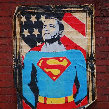 SuperObama0810 We even have a geek in the White House: Barack Obama, son of Jor El, born not in Kenya but on Krypton.