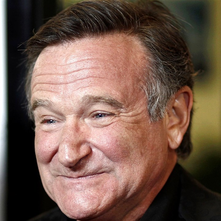 williamsOBIT29-1 Robin Williams in 2009.