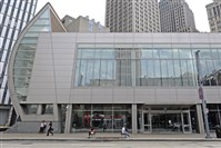 The August Wilson Center on Liberty Avenue Downtown.