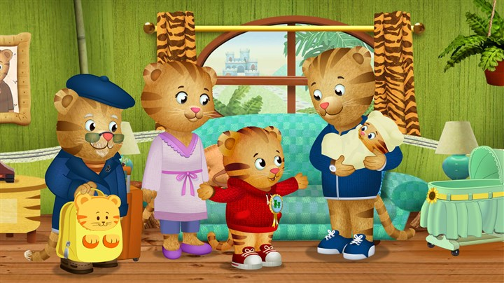 "20140812hdTigerMag (2)-1 Rite Aid is donating $2 million to the Fred Rogers Co. that will be specifically used to underwrite ""Daniel Tiger's Neighborhood,"" an animated series that airs on PBS Kids."