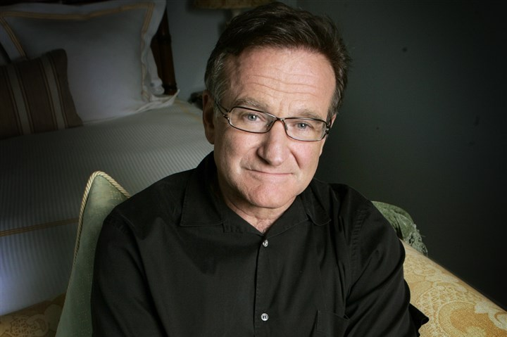 Obit Robin Williams Actor and comedian Robin Williams