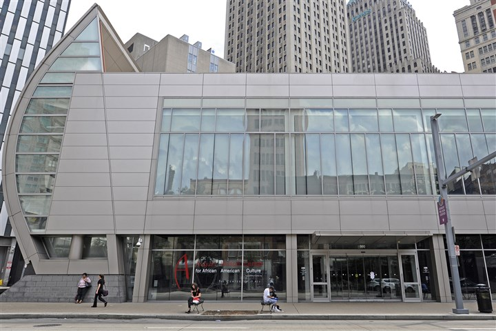 20140812CMAugustWilsonLocal004-1 The August Wilson Center on Liberty Avenue Downtown.