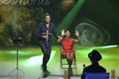 "Peters Township ""mystifier"" Mike Super freaks out ""America's Got Talent"" judge Mel B."