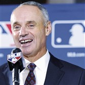 Major League Baseball Commissioner Rob Manfred has talked about doing several changes to the game of baseball in hopes of increasing viewership.