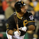 The pain in Pedro Alvarez's left foot has stopped improving, according to general manager Neal Huntington.