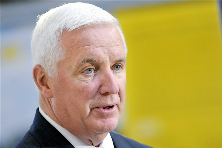 Tom Corbett Gov. Tom Corbett wrote letters to Rep. Robert Godshall and Sen. Robert Tomlinson.