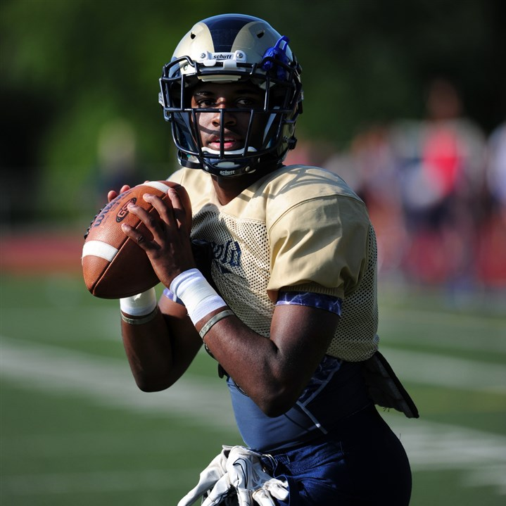 Nico Law Ringgold's Nico Law, a returning starter, is one of the top dual-threat quarterbacks in the WPIAL.