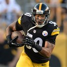 Steelers rookie linebacker Ryan Shazier intercepts pass during a preseason game earlier this month.