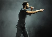 Rapper Drake performs Sunday at First Niagara Pavilion.