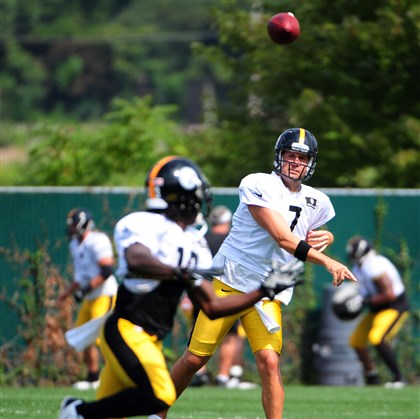 Steelers notebook: Big Ben making no-huddle a tasty test