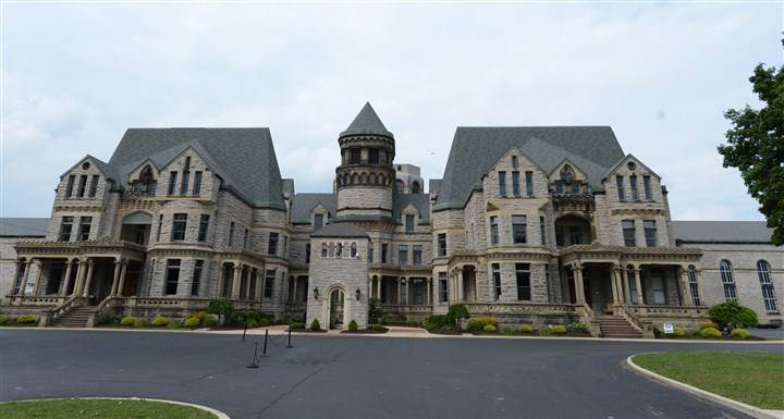 "Ohio State Reformatory in Mansfield, Ohio Thousands of movie fans are expected to participate in the 20th anniversary celebration of the filming of ""The Shawshank Redemption"" at the Ohio State Reformatory in Mansfield, Ohio, this week."
