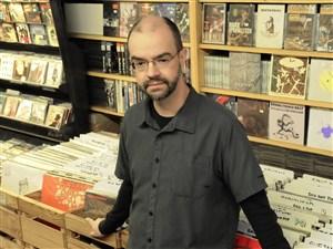 Karl Hendricks at Sound Cat Records.