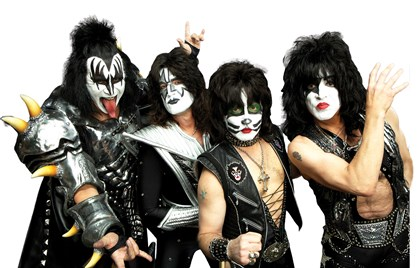 20140819hokissmag Kiss: Gene Simmons, Tommy Thayer, Eric Singer and Paul Stanley.