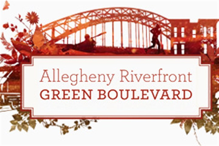 Allegheny Riverfront green