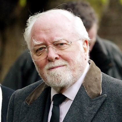 75e00l29 Sir Richard Attenborough