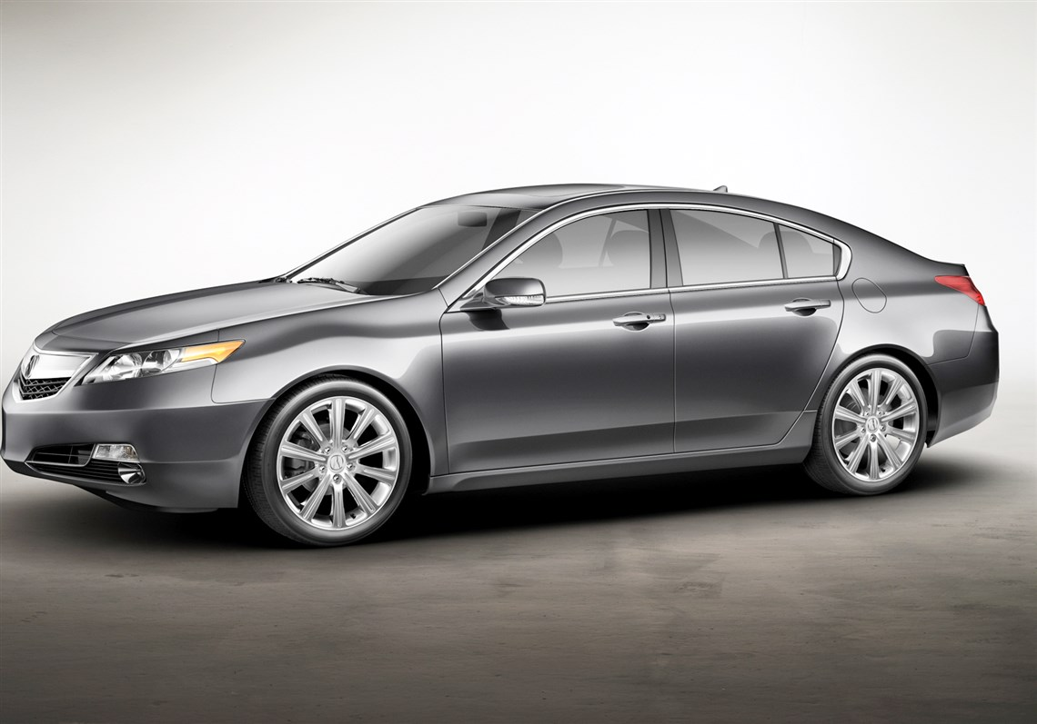 The 2014 acura tl latest incarnation was never a big hit on the outside but its